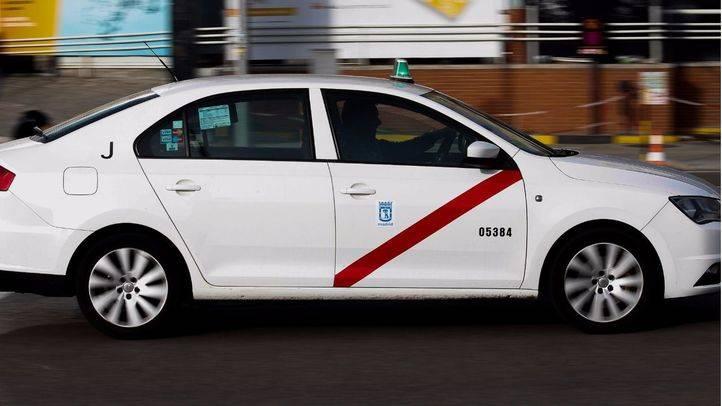 Un taxi. (Archivo)