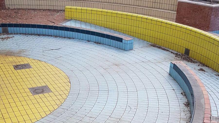 La piscina al aire libre del mundial 86 estar lista para for Piscina 86 mundial madrid
