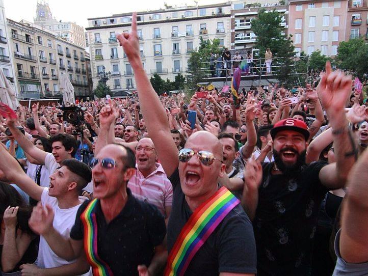 Una furgoneta policial de Gestión de Diversidad recorrerá el carril Plaza España-Cibeles-Atocha