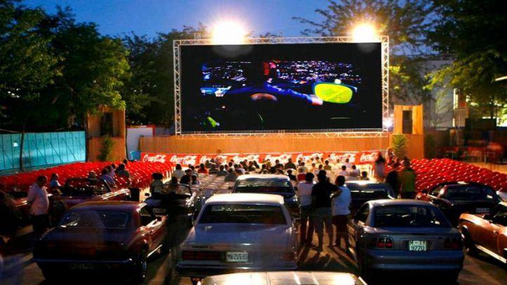 Regresa el cine de verano del Parque de la Bombilla con más de 200 películas