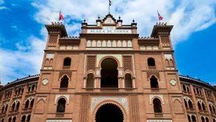 Foto de archivo de la plaza de toros de Las Ventas.