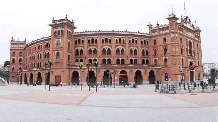 Plaza Toros de Las Ventas. (Archivo)