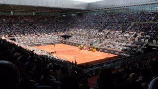 Foto de archivo de la Caja Mágica, sede del Open de Tenis.