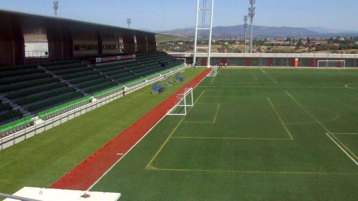 Campo de fútbol de Las Rozas