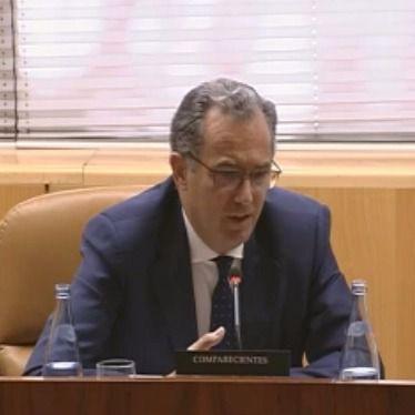 Ossorio cree que supo de Emissao a finales de 2014