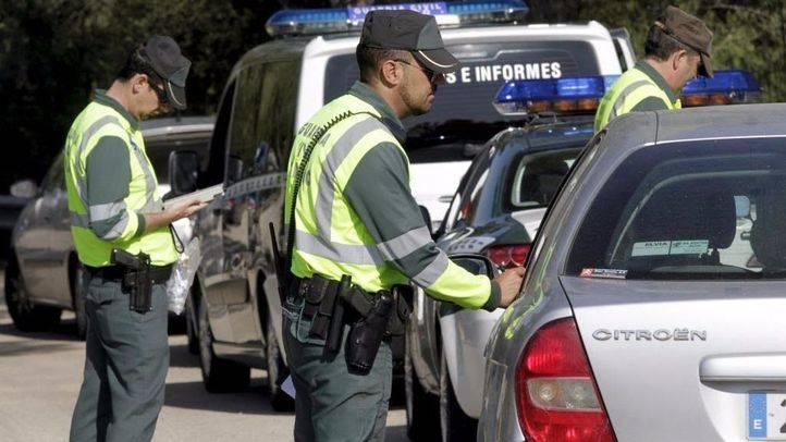 Detenido un motorista madrileño por circular a 208 km/h en un tramo limitado a 100