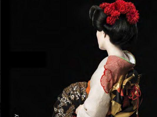 Cartel de la ópera 'Madama Butterfly'