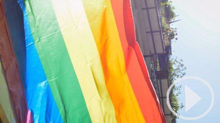 El arcoíris inunda Madrid para dar la bienvenida al World Pride 2017