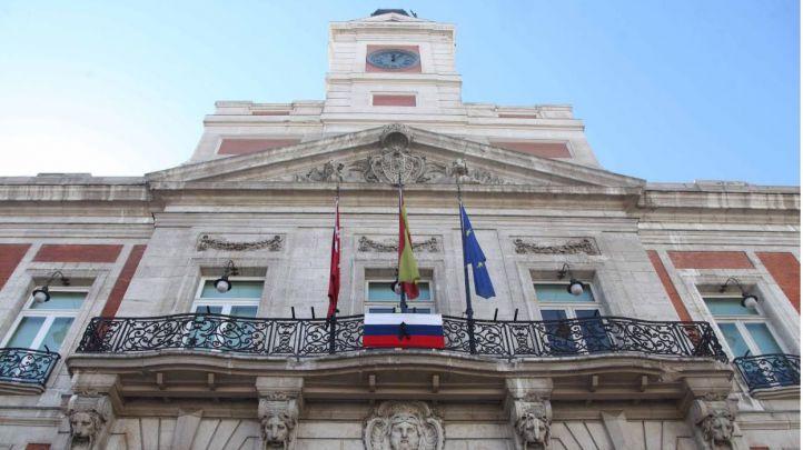 Real Edificio de Correos, sede de la Comunidad de Madrid