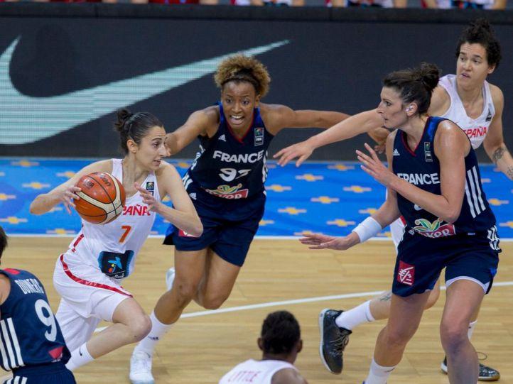La selección española de basket logra su tercer oro europeo