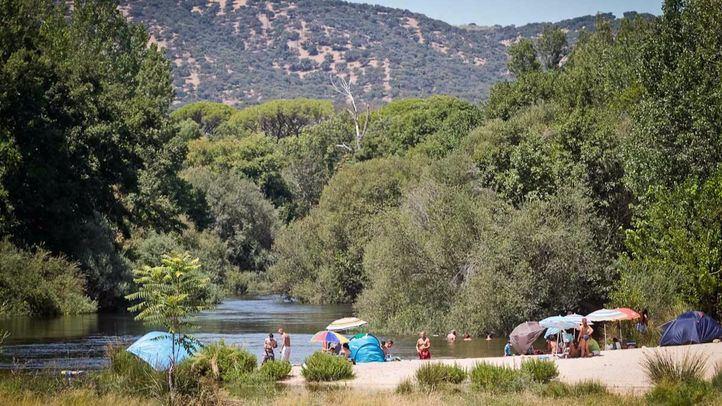 Piscinas naturales: los baños más refrescantes cerca de Madrid