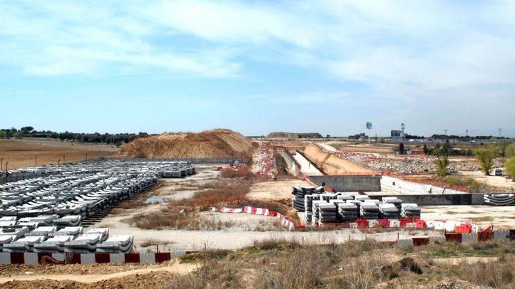 La Comunidad cobra 16 millones de OHL por no ejecutar las obras del tren de Navalcarnero