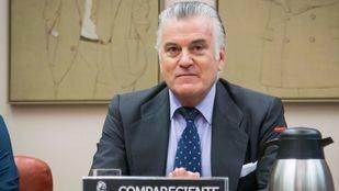 Luis Bárcenas, ex tesorero PP, comparece en la Comisión de investigación