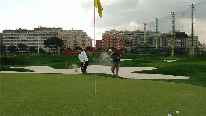 La Comunidad abre convocatoria para la demolición de las instalaciones de golf del Canal