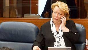 Josefa Aguado, diputada regional del PP de Madrid en la Asamblea de Madrid
