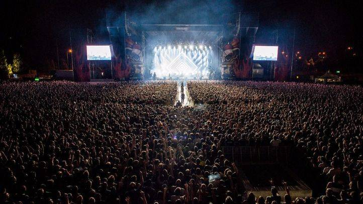 Dos detenidos por robar 62 móviles en el festival Download