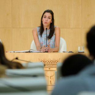 Rita Maestre, portavoz del Ejecutivo municipal