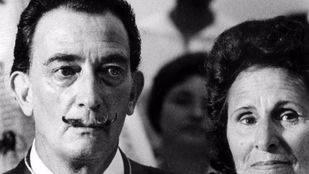 Pilar Abel, supuesta hija de Salvador Dalí: