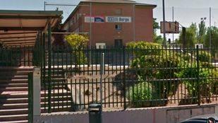 Una imagen del instituto en el que estudió Ignacio Echeverría.