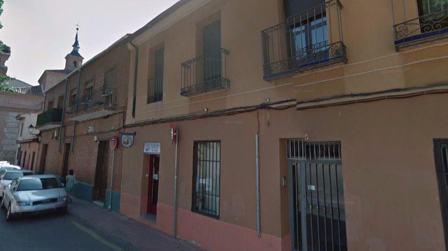 La guardería está en la calle Cárcel Vieja