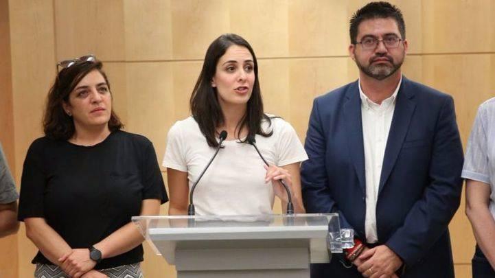 El PSOE apoya la reprobación de Mayer y Sánchez Mato