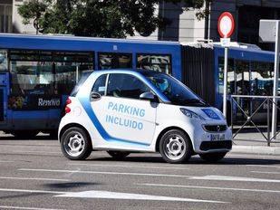 Madrid, a punto de cerrar con Car2go su salida de la M-30