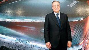 Presentación del proyecto del nuevo estadio del Real madrid