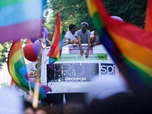 Manifestación del Orgullo Gay (Archivo)