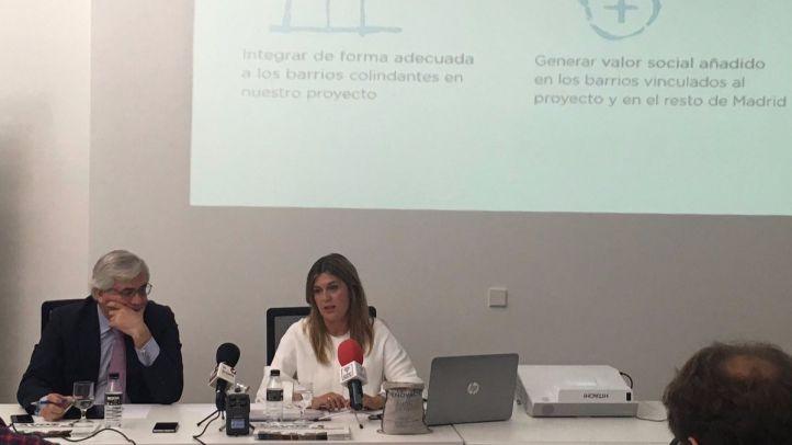 DCN se compromete con los vecinos del norte de Madrid a través de un nuevo área
