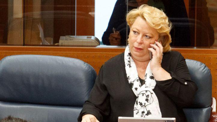 Josefa Aguado niega ante el juez cualquier vinculación con la Gürtel