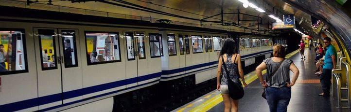 Línea 5 del Metro de Madrid