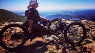 La Policía investiga el robo de la bicicleta de una atleta paralímpica