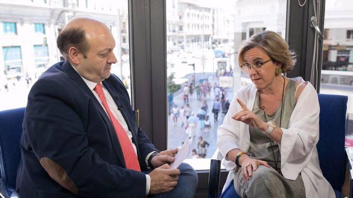 Purificación Causapié: 'Estos son momentos difíciles en la relación entre Ahora Madrid y el PSOE'