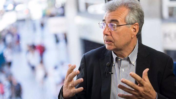 Entrevista a Pedro Montoliú en la Terraza de Gran Vía.