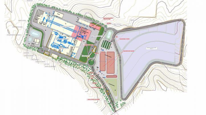 Luz verde al vertedero de Loeches: el TSJM rechaza el recurso del Ayuntamiento