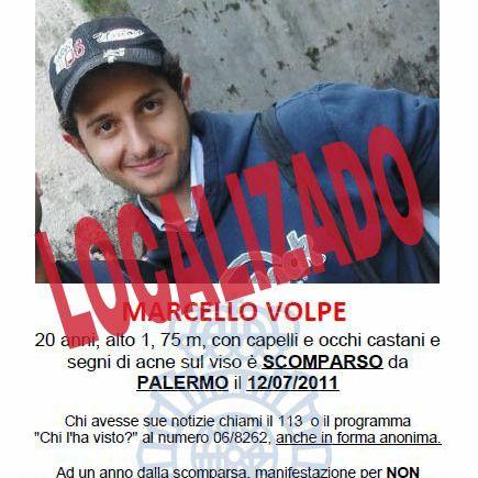 La madre del italiano desaparecido asegura ahora que el joven de Torrejón