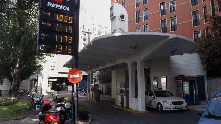 Propietarios de la gasolinera de Alberto Aguilera retiran la publicidad sin recibir expediente