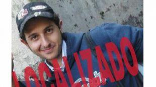 Joven de 26 años desaparecido en Palermo encontrado en Torrejón de Ardoz