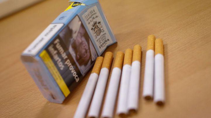 El contrabando de tabaco en Parla duplica la media nacional