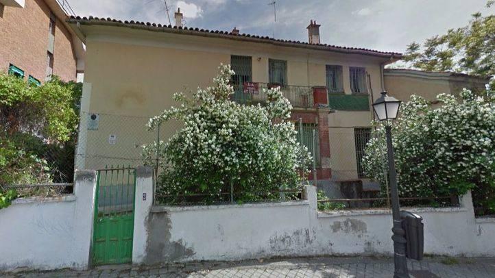 Casa de Vicente Aleixandre, en el 3 de la calle que lleva su nombre en la capital
