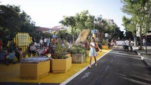 Carmena asegura que hay otras posibilidades para el futuro de la calle Galileo