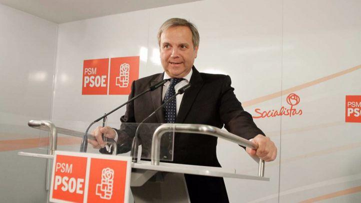 Carmona abre la puerta a presentarse como candidato a la presidencia del PSOE-M