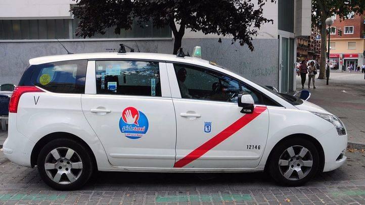 Más de 500 eurotaxis para favorecer la autonomía de los madrileños en silla de ruedas