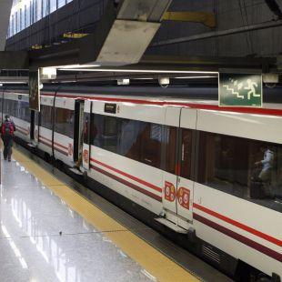 Retrasos en la línea C5 de Cercanías por una avería técnica en la estación de Fuenlabrada