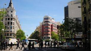 El cruce a la japonesa entre Goya y Alcalá es inviable