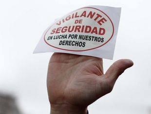 Convocados a una huelga indefinida los 600 trabajadores de seguridad de las líneas 1, 3 y 6 de Metro