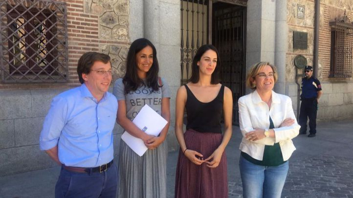 Ahora Madrid acudirá al homenaje a Blanco convocado por el PP