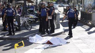 Convocada una concentración por la muerte del ciclista en la calle Alcalá