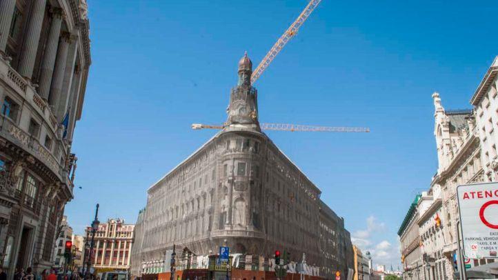 La infraestructura subterránea de transporte será financiada por el complejo Canalejas