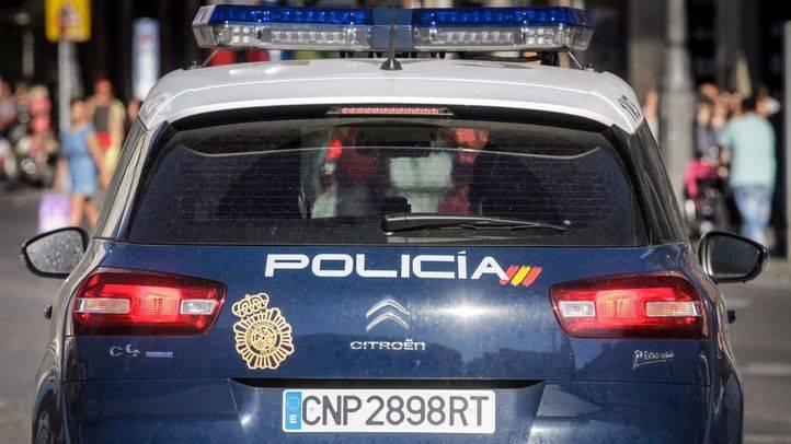 Coche patrulla de la Policía Nacional. (Archivo)